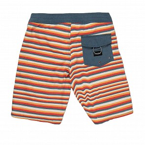 Volcom Youth Boys Aura Boardshorts - Yellow Orange