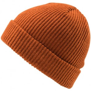 Volcom Full Stone Beanie - Copper