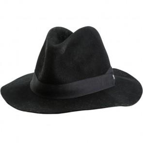 Volcom Women's Clasico Fedora Hat - Black