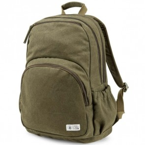 Volcom Fieldtrip Canvas Backpack - Dark Camo