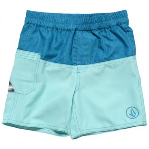 Volcom Youth Rascal Boardshorts - Bright Turquoise
