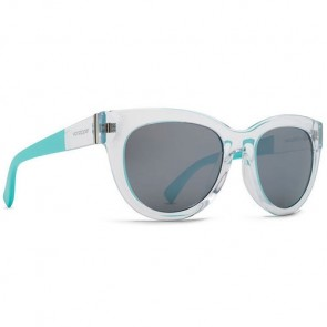 Von Zipper Women's Queenie Sunglasses - Crystal Mint/Grey