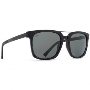 Von Zipper Plimpton Polarized Sunglasses - Tortoise Satin/Grey