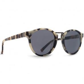 Von Zipper Stax Sunglasses - White Tortoise/Grey