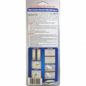 Solarez Microlite-Epoxy Ding Repair