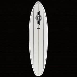 Walden Mini Mega Magic 2 SLX Surfboard - Top