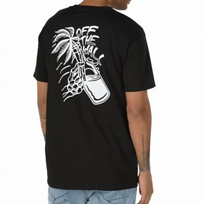 Vans Off The Wall Cocktail Tee - Black