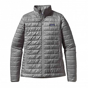 Patagonia Women's Nano Puff Jacket - Feather Grey
