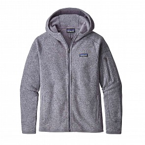 Patagonia Women's Better Sweater Full-Zip Fleece Hoody - Smokey Violet