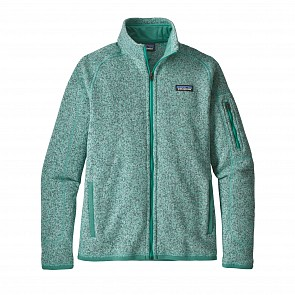Patagonia Better Sweater Fleece Jacket - Lite Distilled Green