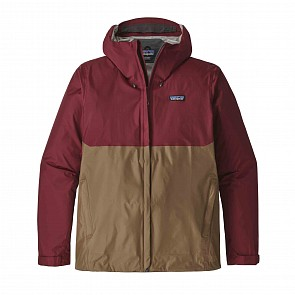 Patagonia Torrentshell Jacket - Oxide Red