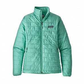 Patagonia Women's Nano Puff Jacket - Vjosa Green