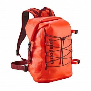 Patagonia Stormfront Roll Top Pack - Cusco Orange