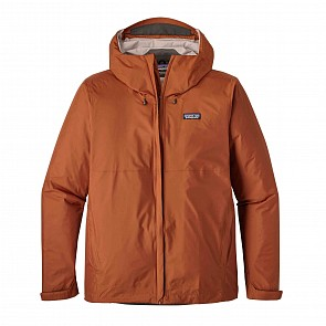 Patagonia Torrentshell Jacket - Copper Orange