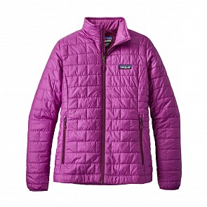 Patagonia Women's Nano Puff Jacket - Ikat Purple