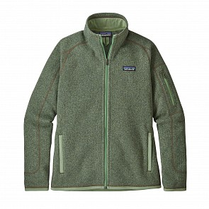 Patagonia Women's Better Sweater Fleece Jacket - Matcha Green
