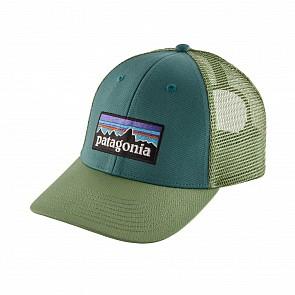 Patagonia P-6 LoPro Trucker Hat - Tasmanian Teal