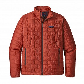 Patagonia Nano Puff Jacket - New Adobe