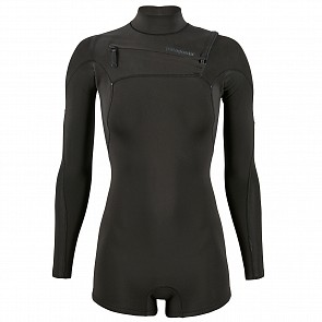 Patagonia Women's R1 Lite Yulex 2mm Long Sleeve Chest Zip Spring Wetsuit
