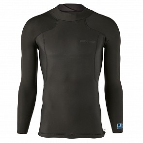 Patagonia R1 Lite Yulex 1.5mm Long Sleeve Jacket - Black
