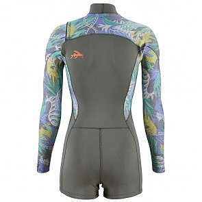 5185ec6b99 ... Patagonia Women s R1 Lite Yulex 2mm Long Sleeve Chest Zip Spring Wetsuit
