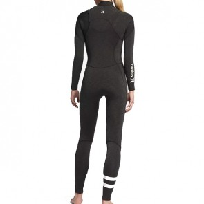 Hurley Women's Advantage Plus 4/3 Chest Zip Wetsuit - 2018