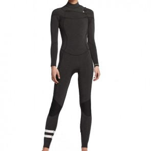 Hurley Women's Advantage Plus 4/3 Chest Zip Wetsuit