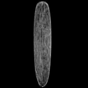 Skindog Wrangler Thunderbolt Surfboard - Black Xeon - Deck