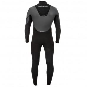 Rip Curl Flash Bomb Heat Seeker 4/3 Zip Free Wetsuit