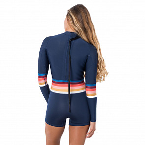 Rip Curl Women's G-Bomb 2mm Long Sleeve Back Zip Spring Wetsuit