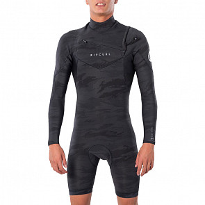 Rip Curl Dawn Patrol 2mm Long Sleeve Chest Zip Spring Wetsuit