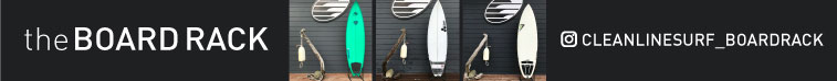 Cleanline Surf - Used Surfboard Rack Instagram
