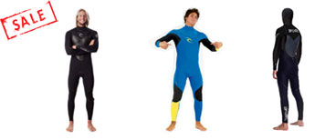 Mens Sale Wetsuits