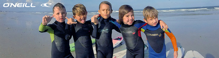 Youth Surfing Wetsuits