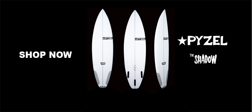 Pyzel Shadow Surfboards