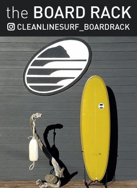 Cleanline Used Surfboard Instagram